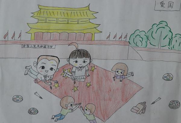 童画新时代 共筑中国梦