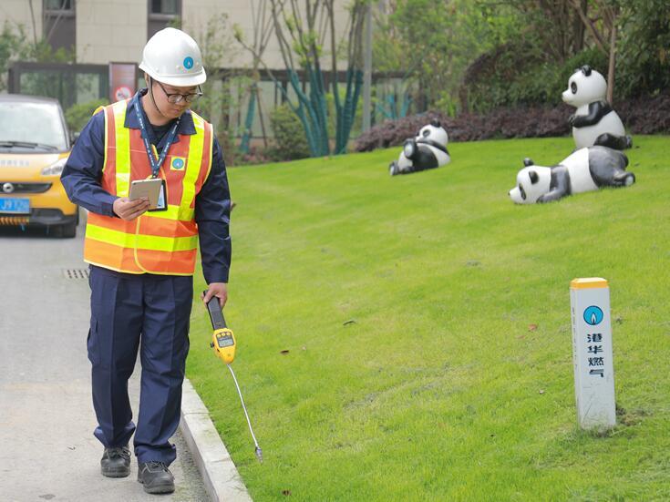 """池州港华多措并举为冬季天然气保供竖起""""安全屏障"""""""