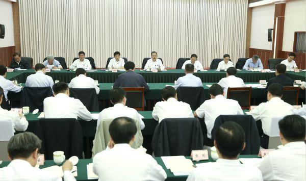 赵乐际:坚定不移深化政治巡视