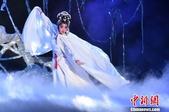 著名戏剧表演艺术家曾小敏粤剧艺术研讨会在穗举办