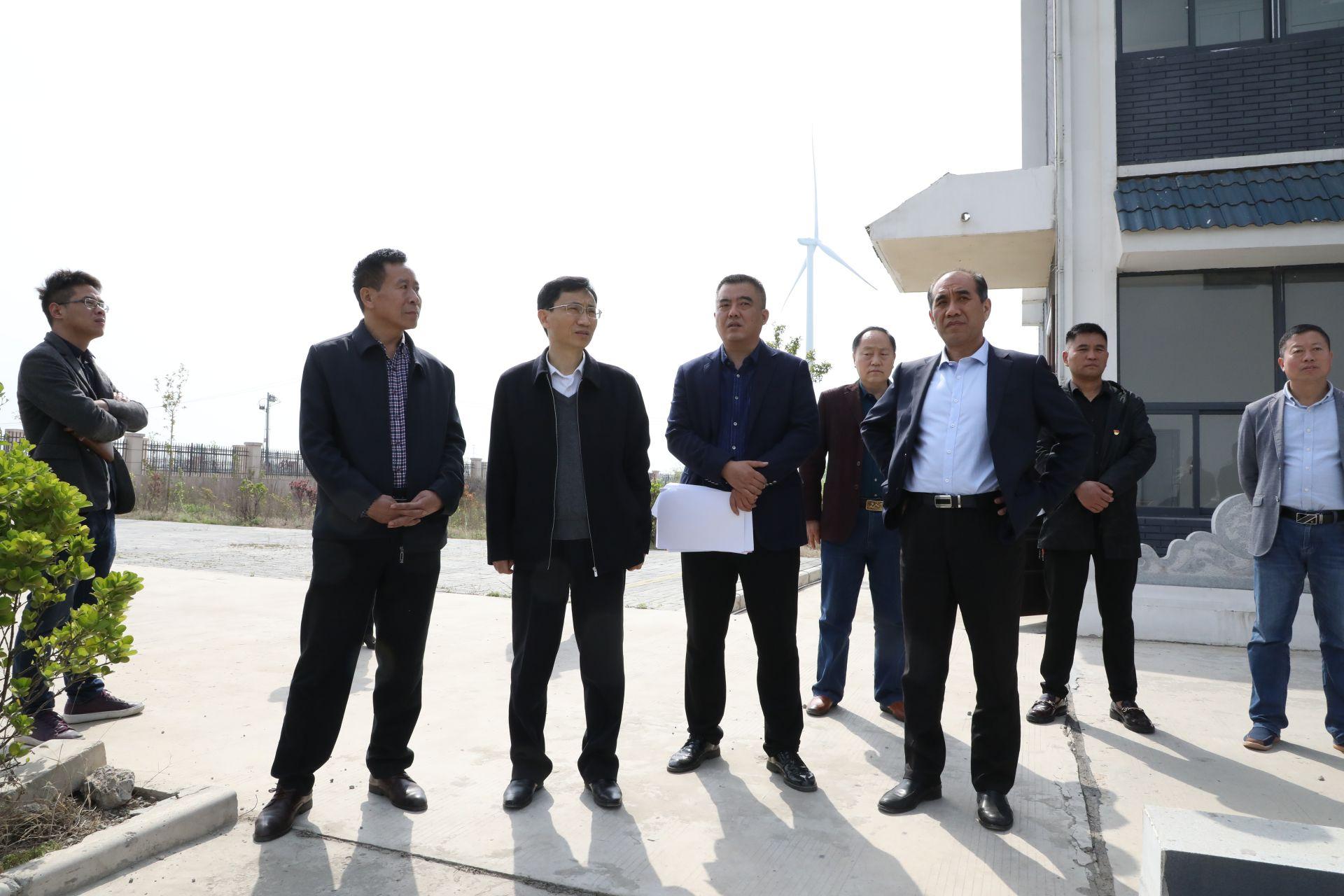 县委书记、县级总河长赵德志调研…